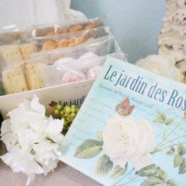 白バラの咲く庭で(焼き菓子詰め合わせ)