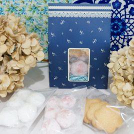 小さな贈り物(クッキー詰め合わせ)
